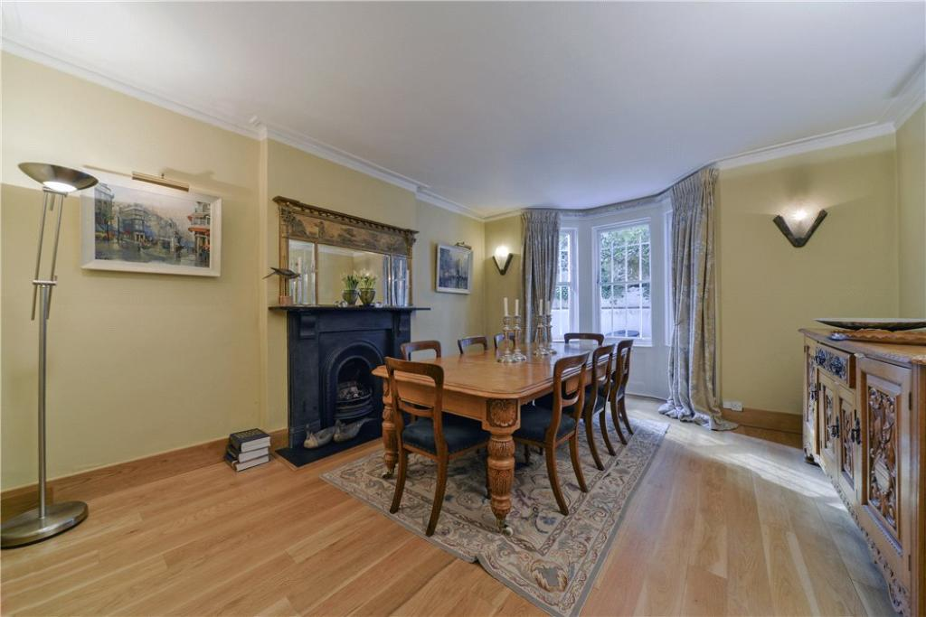 Chelsea: Dining Room
