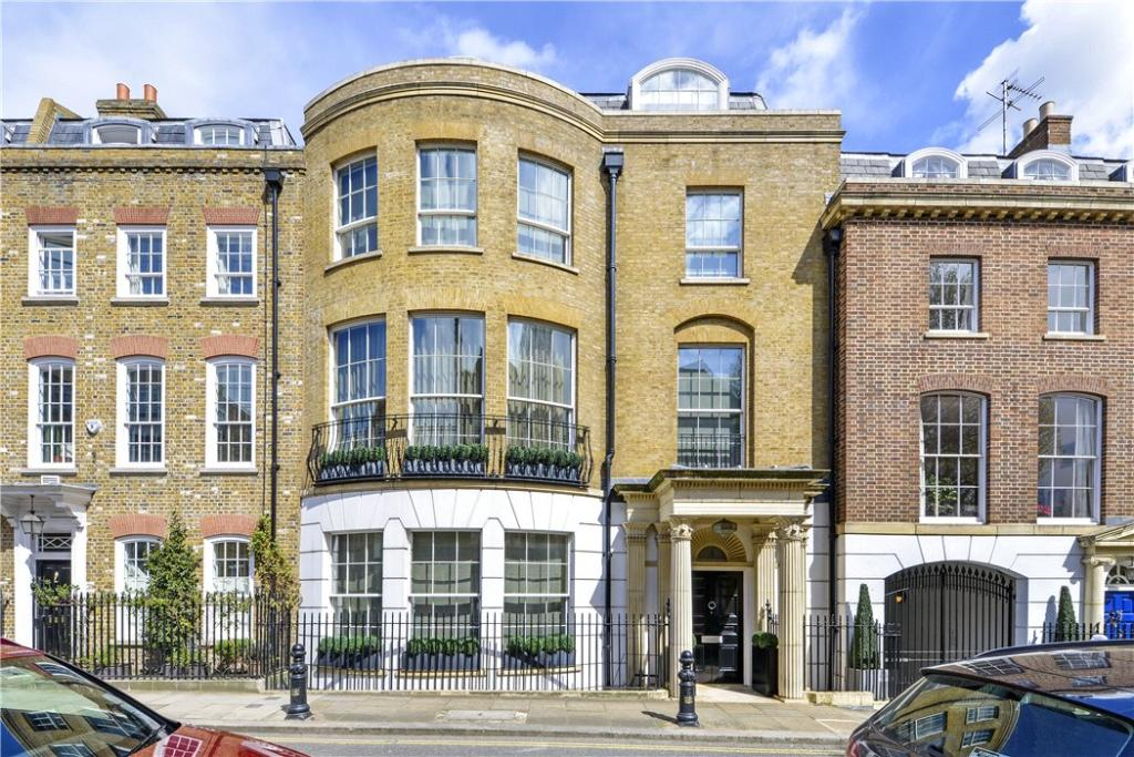 5 bedroom terraced house for sale in old church street for Classic house old street london