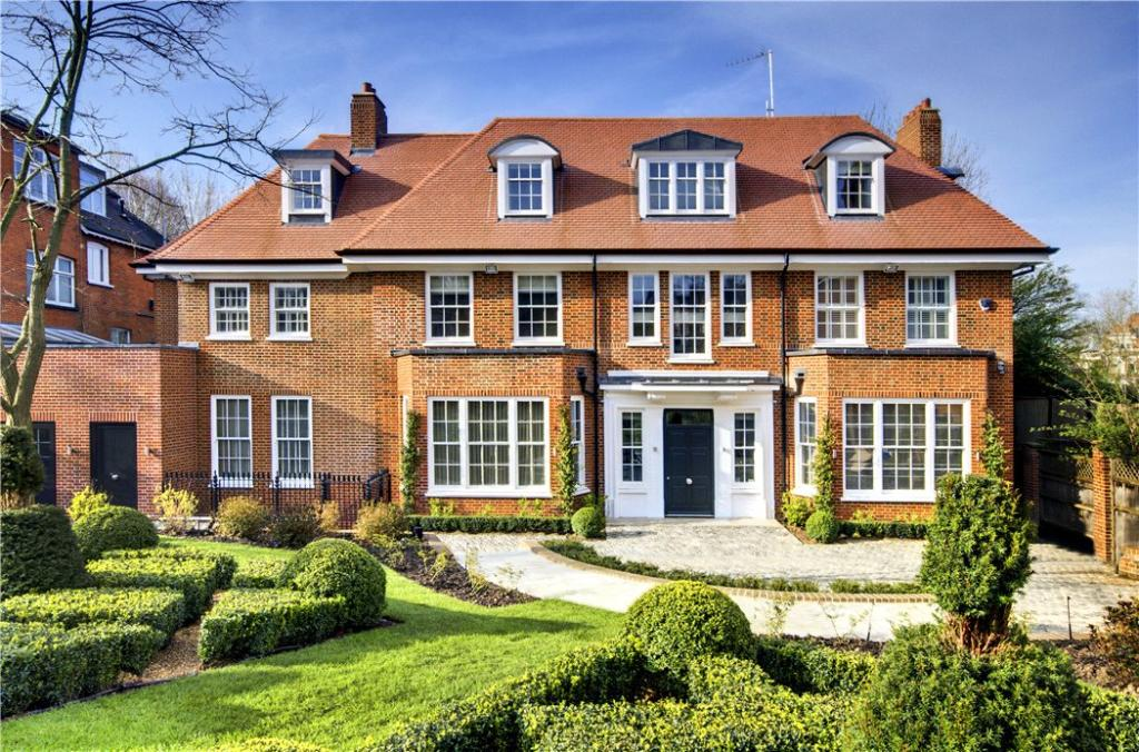 10 bedroom detached house for sale in bracknell gardens for 10 bedroom mansion