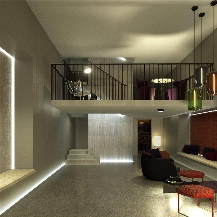 Cgi Interior, Nw3