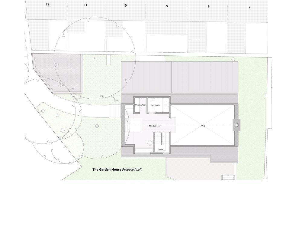 Proposed Loft