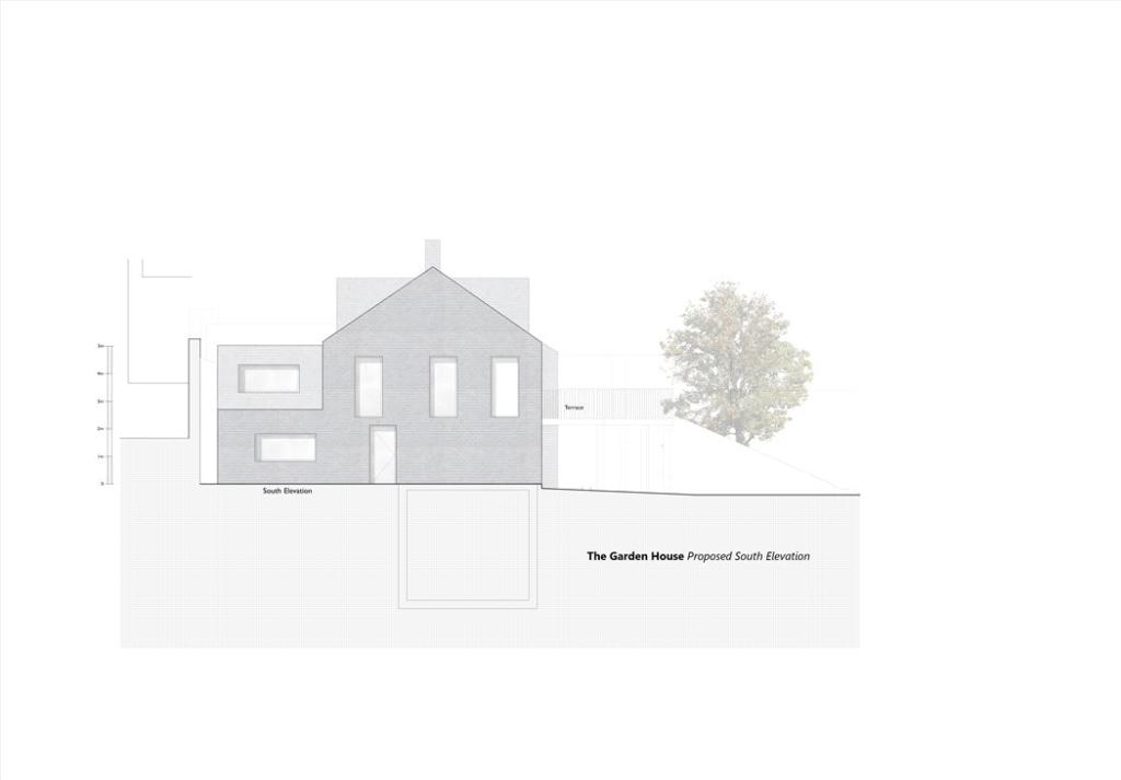 Proposed S Elevation