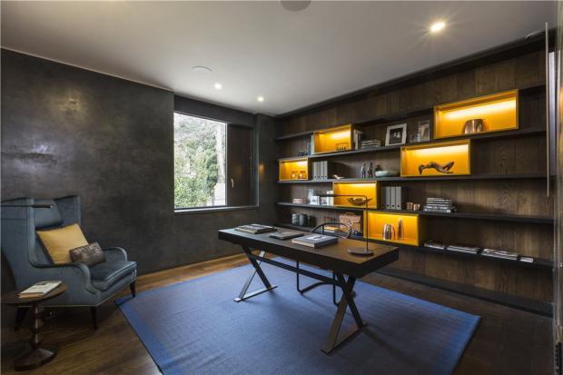 Hampstead: Study