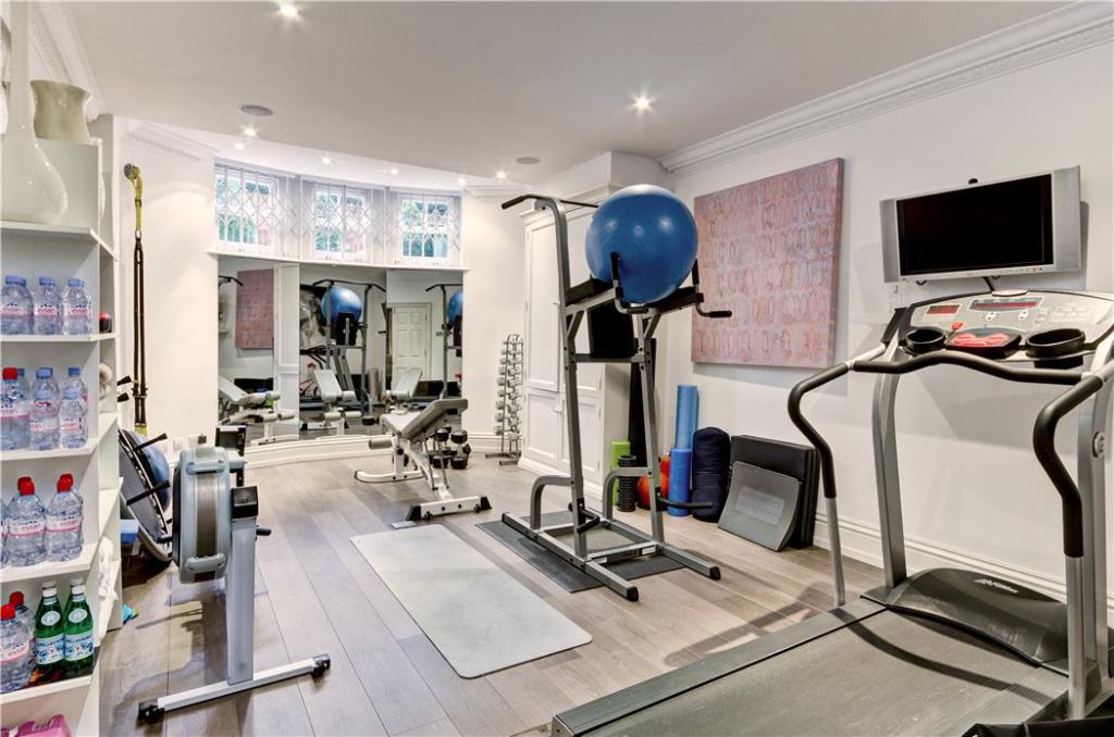 Hampstead: Gym