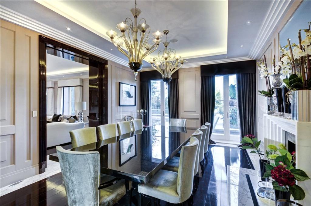 Dining Room, N6