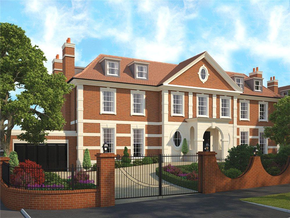 Land for sale in the bishops avenue london n2 n2 for Mansion houses for sale in london