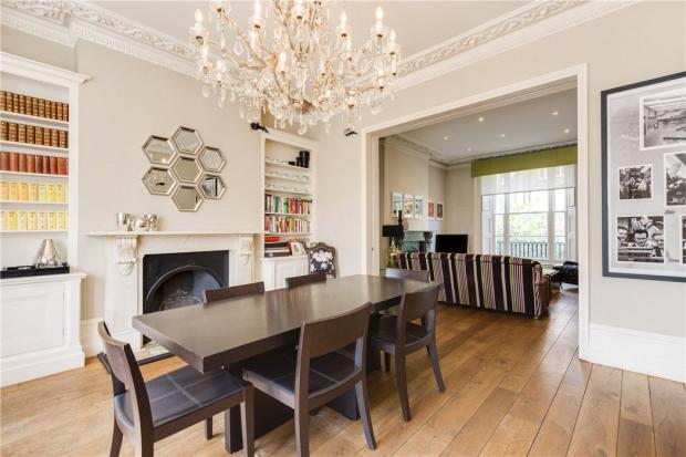 Dining Room 3, Nw6