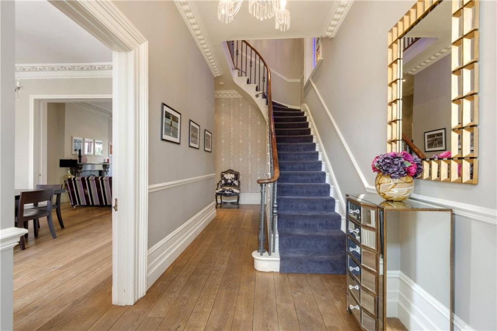 Staircase, Nw6