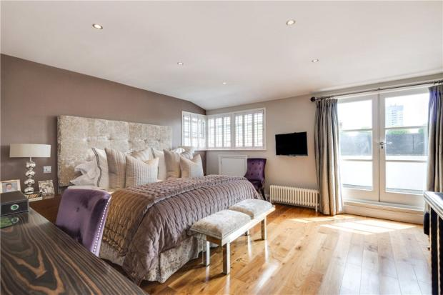 Master Bedroom, Nw6