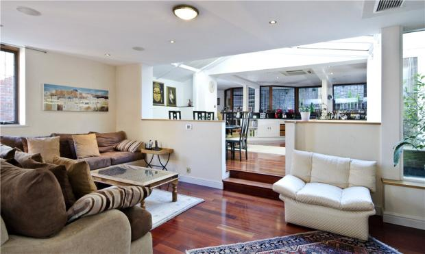 Living Area, Nw3