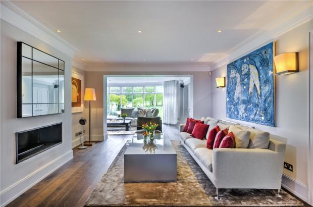 Sitting Room, Nw3