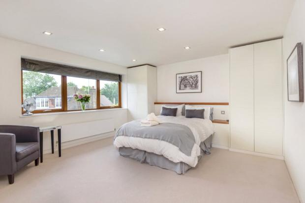 Bedroom, Nw3
