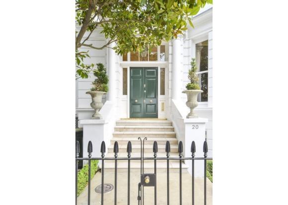 Front Door W8