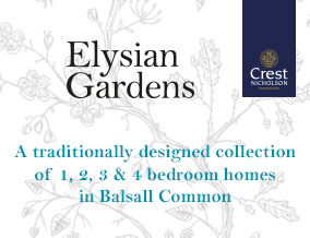 Get brand editions for Crest Nicholson Chiltern, Elysian Gardens