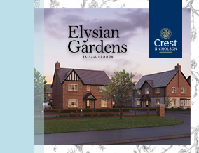 Get brand editions for Crest Nicholson Ltd, Elysian Gardens