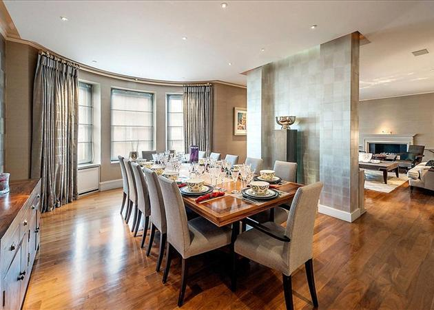 Mayfair: Dining Room