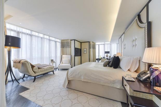Mayfair: Bedroom