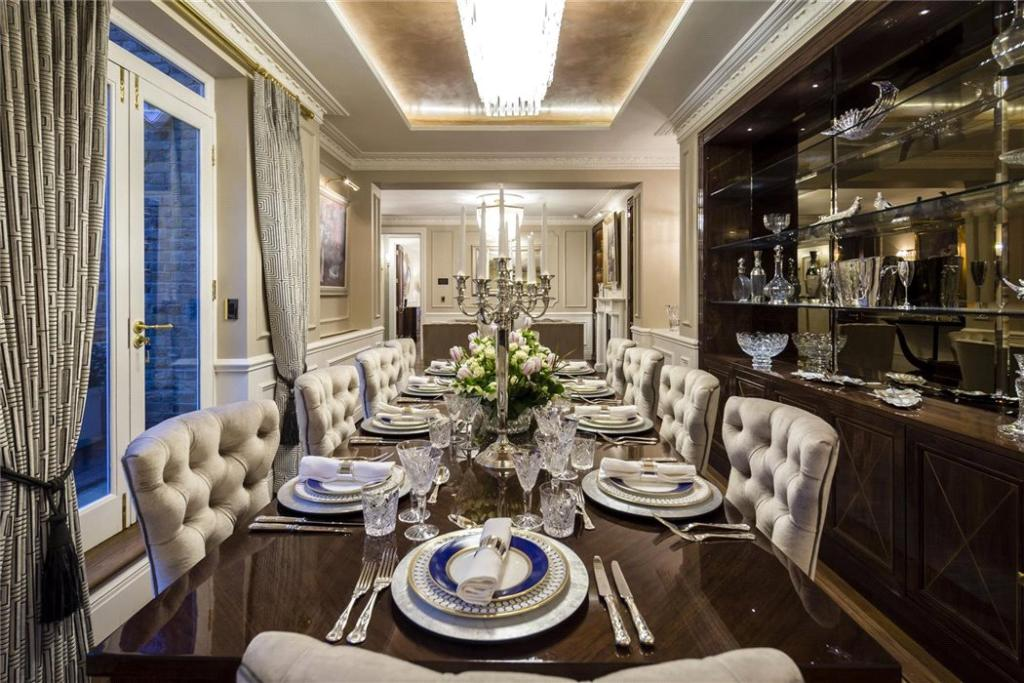 Mayfair: Dining