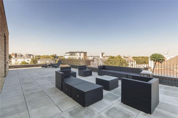 Terrace, W10