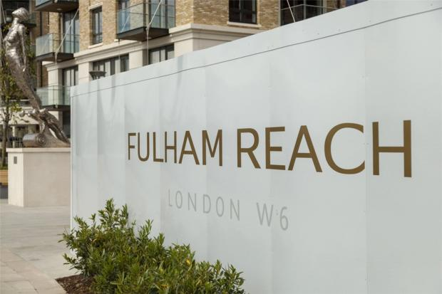 Fulham Reach