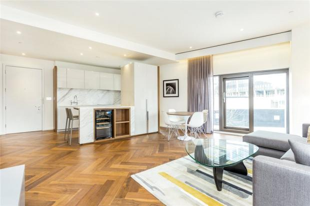 2 Bed London Sw8