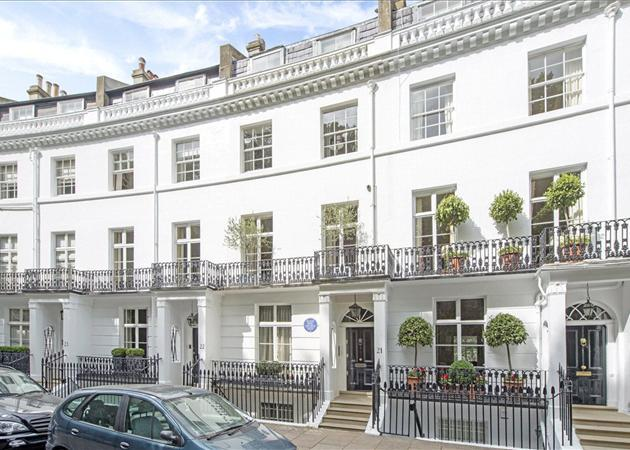 5 Bedroom House For Sale In Pelham Crescent Knightsbridge