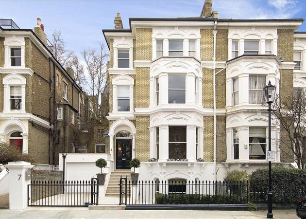 5 Bedroom House For Sale In Harley Gardens Chelsea