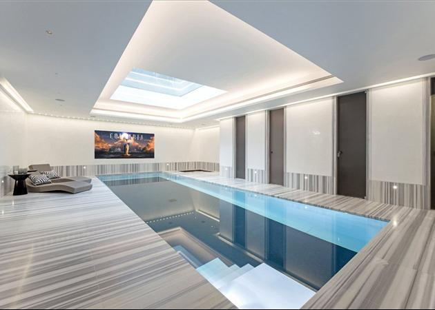 6 bedroom house for sale in grosvenor gardens mews north for Pool room design uk