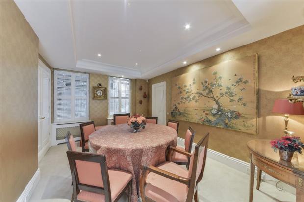 Dining Room Sw7