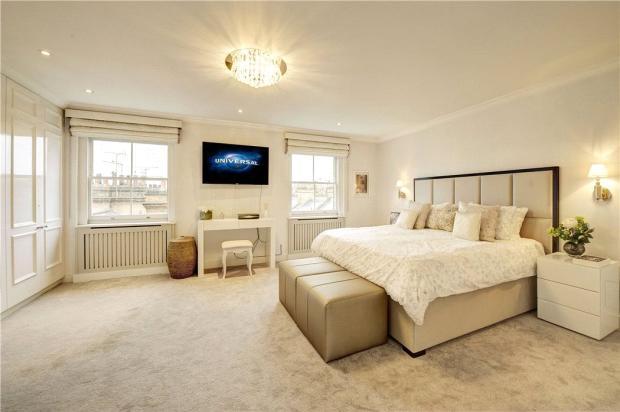 Master Bedroom Sw3