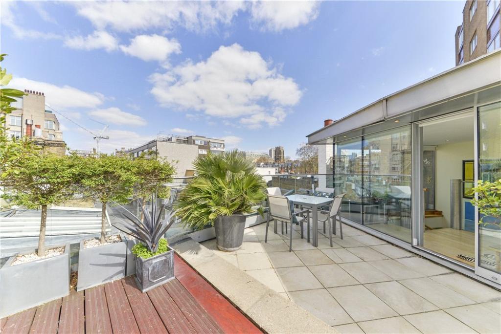 Roof Terrace Sw1