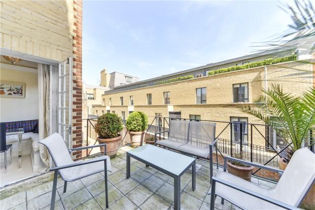 Roof Terrace, Sw3