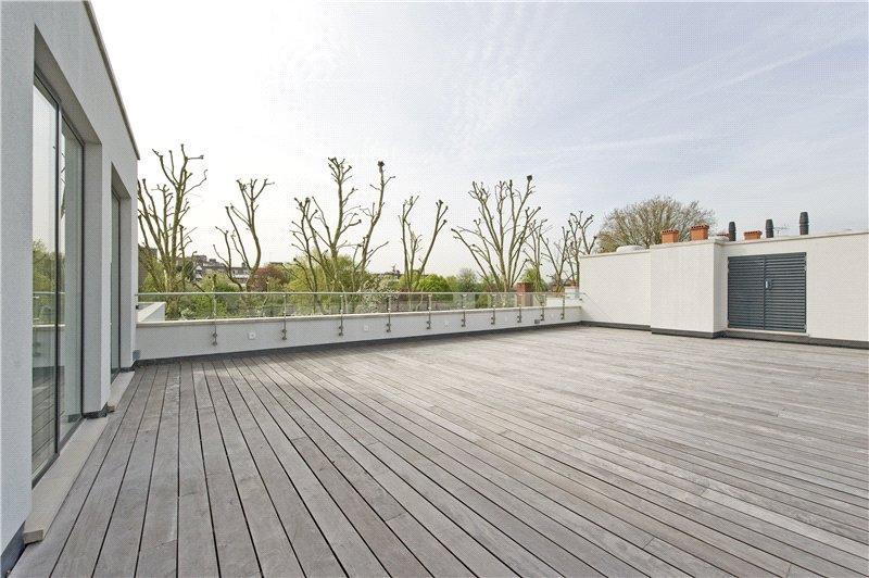 Roof Terrace Sw6