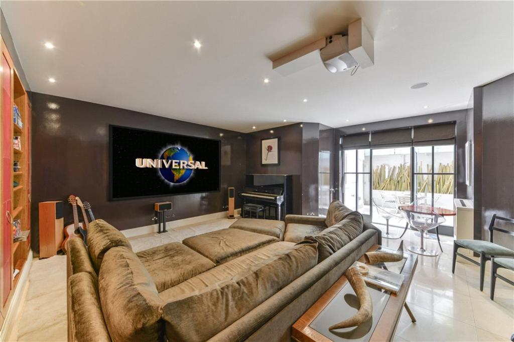 Media/Cinema Room SW
