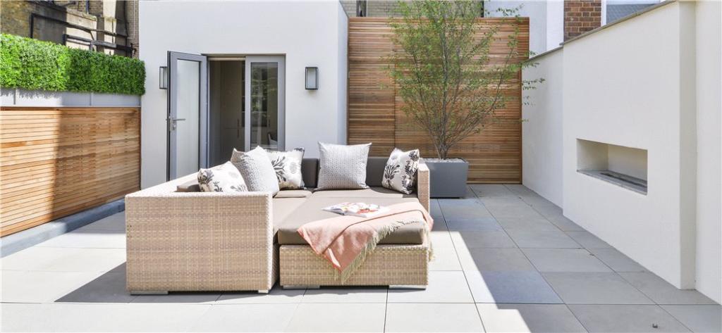 Roof Terrace Sw7