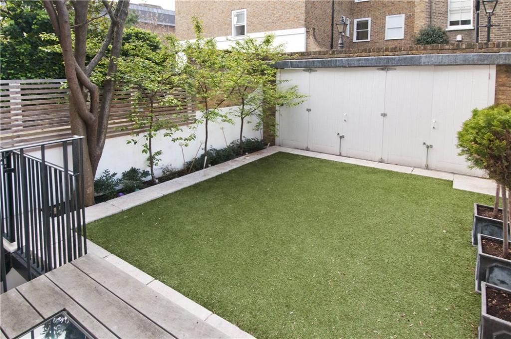 Garden/Parking Sw3