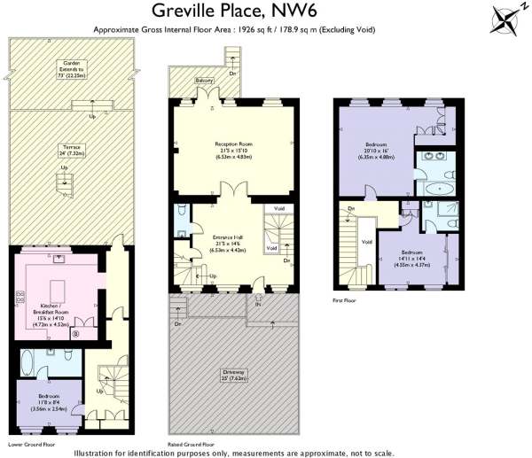 Greville Place Nw6