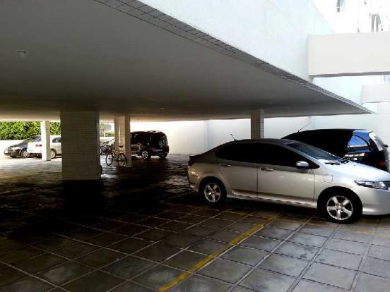 Second floor Garage