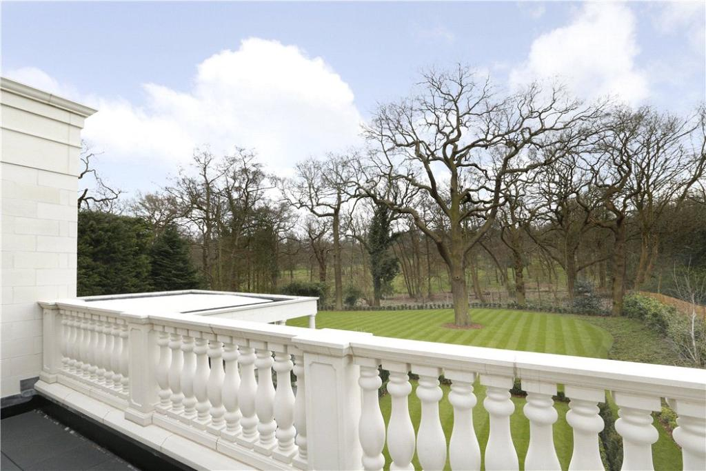 7 Bedroom Detached House For Sale In Coombe Park Kingston