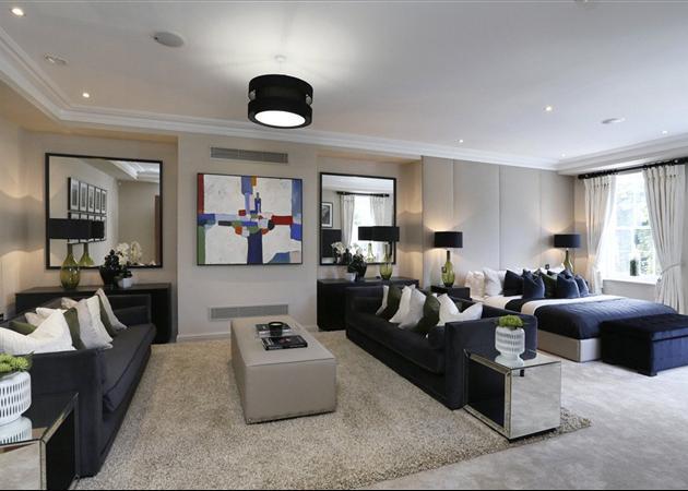 6 bedroom house for sale in roedean crescent roehampton for Interior designer phoenix