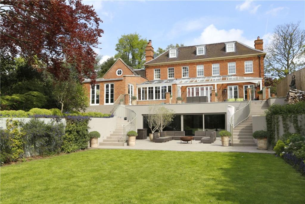 7 bedroom detached house for sale in george road coombe hill kingston upon thames surrey kt2