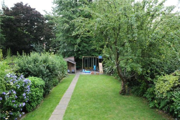 Sw19 Garden