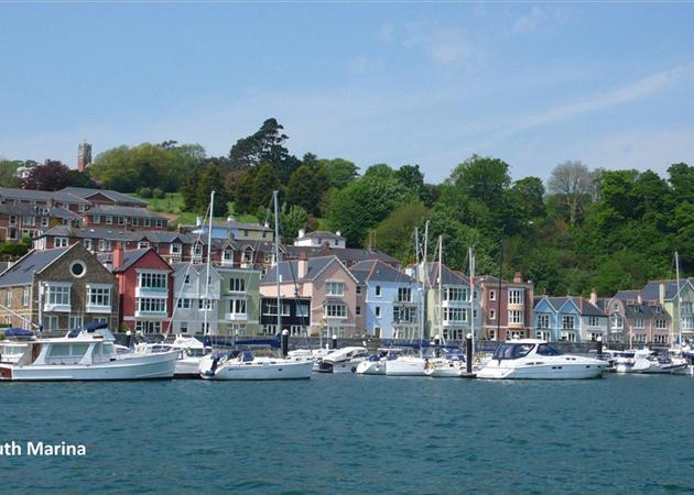 Dartmouth Marina