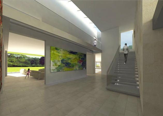 Cgi - Hallway