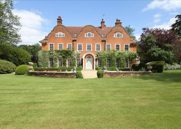 bedroom house for sale in park lane nr alresford hampshire so24