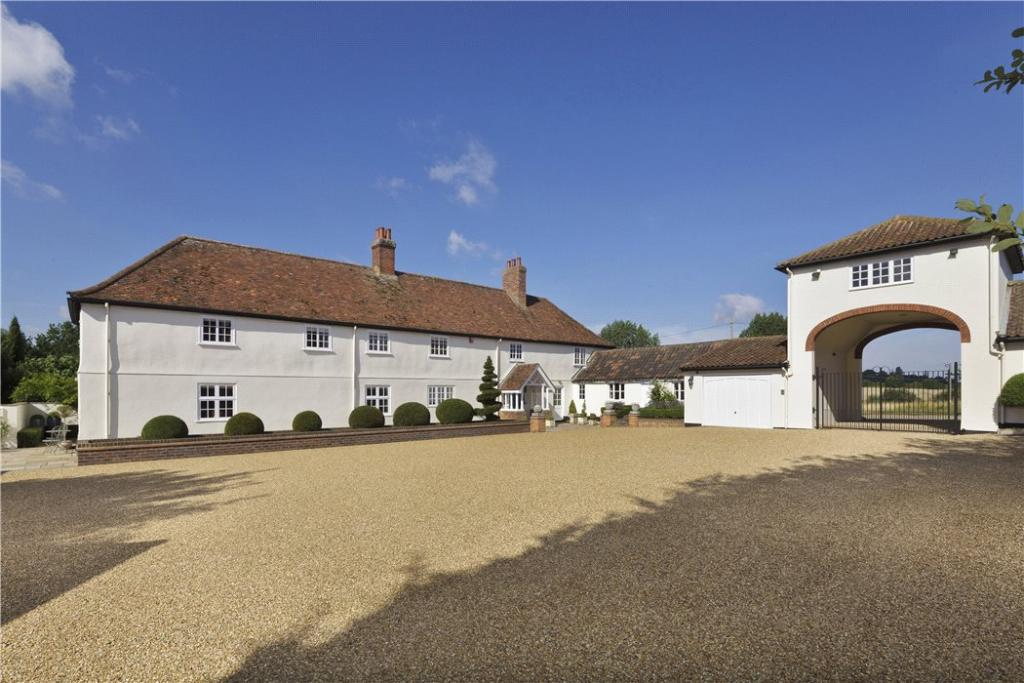 5 Bedroom Farm House For Sale In Rushbrooke Bury St Edmunds Suffolk Ip30 Ip30