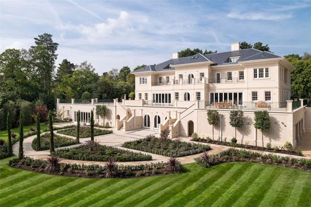 8 Bedroom Detached House For Sale In Windlesham Court