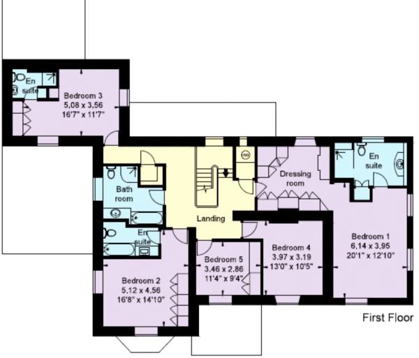 Floorplan 1st