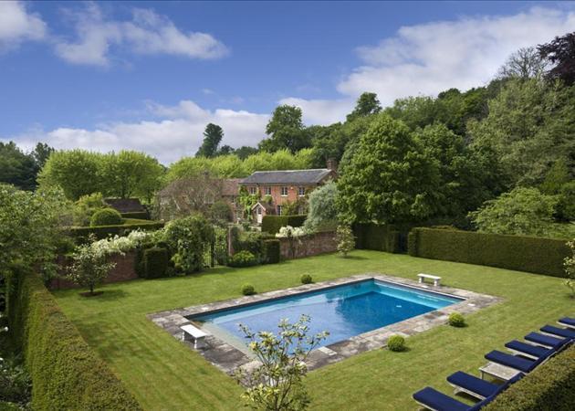 8 bedroom detached house for sale in queenwood broughton stockbridge hampshire so20 so20