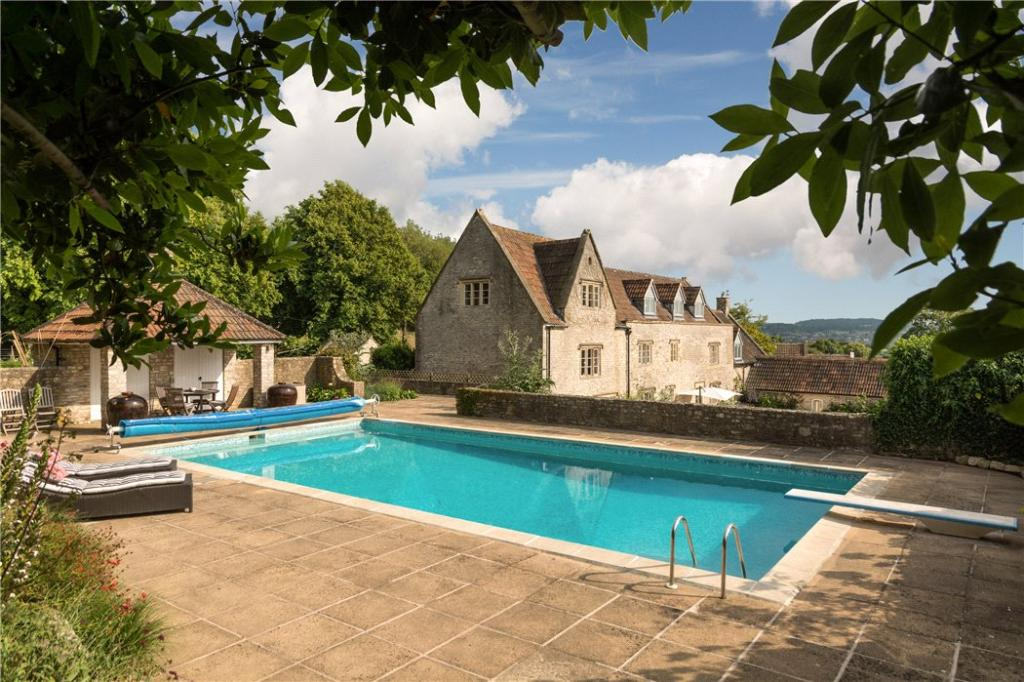 5 Bedroom Detached House For Sale In Mill Lane Upton Cheyney Bristol Gloucestershire Bs30 Bs30